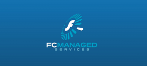 logo-design-inspiration-blue-managed-services