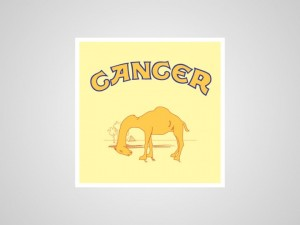 logo-honest-camel-cigarettes-ironic-design