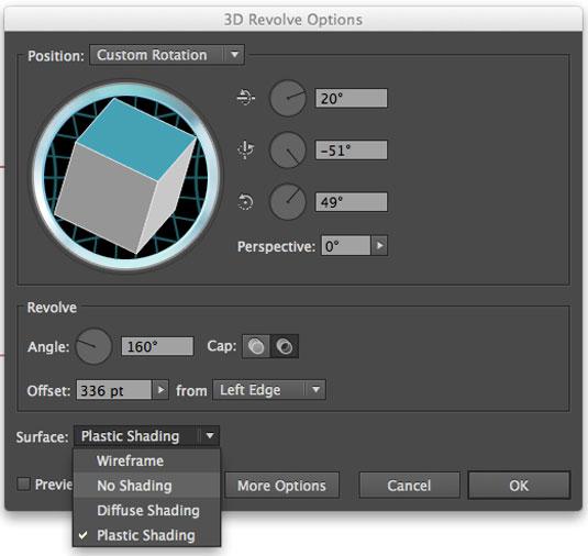 3D illustrator