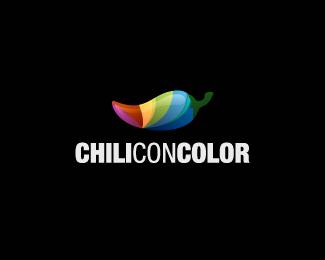 logo-design-colori-arcobaleno-chili-con-color