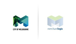 logo-design-similar-concept-city-melbourne-merchant