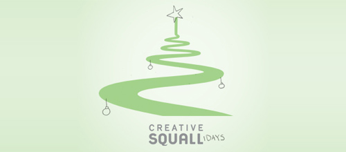christmas-logo-design-creative-squallidays
