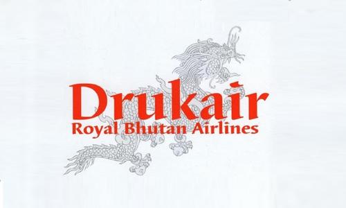 logo druk airlines