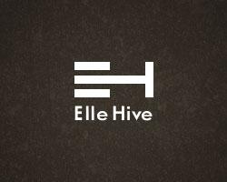 logo-design-inspiration-graphic-concept-elle-hive