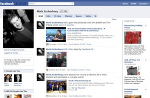 facebook design