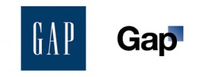 rebrand logo gap