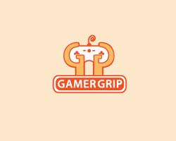 gaming-logo-design-gamer-grip