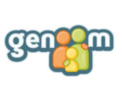 logo-design-social-network-genoom