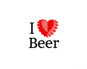 logo I love beer