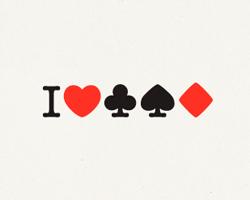 logo-design-gambling-games-poker-I-love
