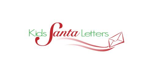 christmas-logo-design-kids-santa-letters