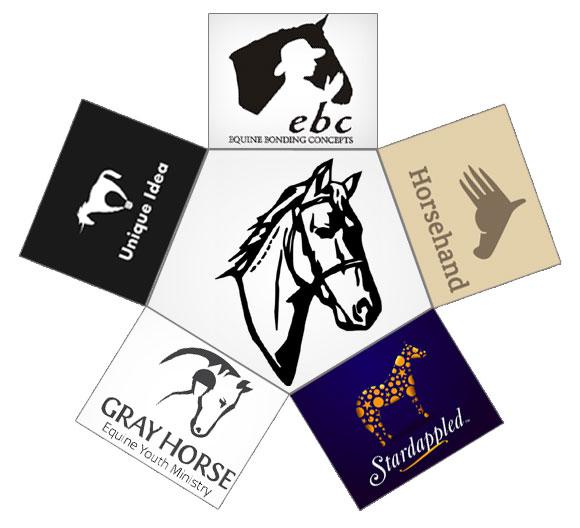 logo-design-wild-animal-horse