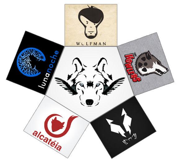 """25 loghi con figure animali – Il design """"selvaggio"""""""