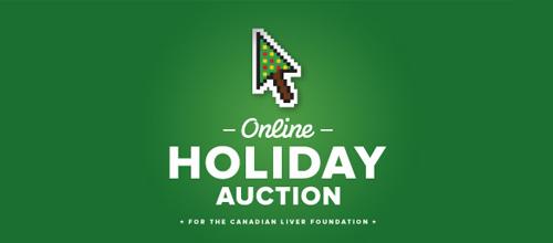 christmas-logo-design-online-holyday-auction