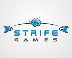 gaming-logo-design-strife-games
