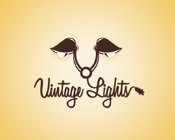 logo-design-electrifying-vintage-lights