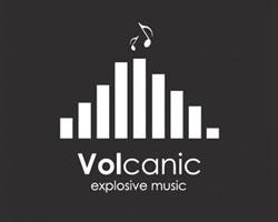 minimal-logo-design-hidden-message-volcanic-music