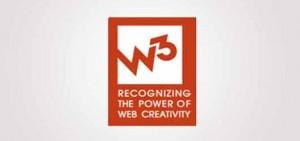 graphic-web-design-W³-awards