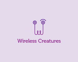 logo-design-electrifying-wireless-creatures
