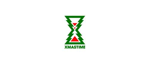 christmas-logo-design-xmas-time