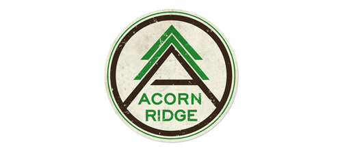 christmas-logo-design-acorn-ridge-farm