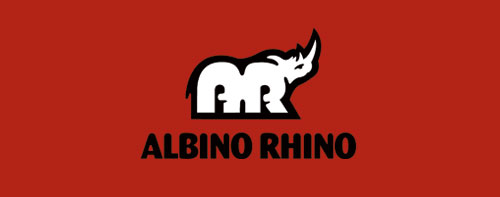 albino-rhino-logo-design-simbolico-descrittivo