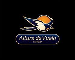 logo-design-animale-uccello-altura-de-vuelo