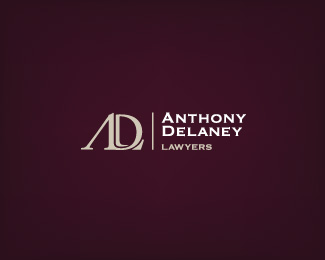 logo-design-studio-legale-anthony-delaney