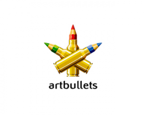 logo-design-inspiration-summer-2011-art-bullets
