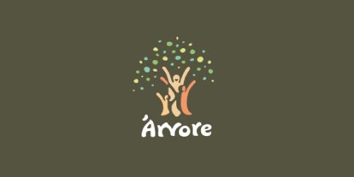 arvore-logo-design