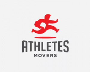 logo athletes movers