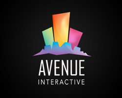 logo-design-season-spring-avenue-interactive