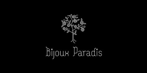 bijoux-paradise-logo-design-bianco-nero