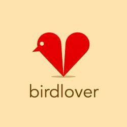 cuore-san valentino-logo-design-bird-lover