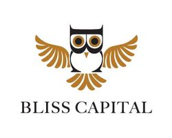 logo-design-animale-uccello-bliss-capital