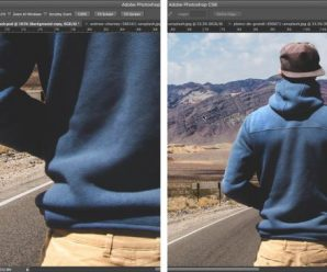 Come Rimuovere Uno Sfondo Con Photoshop