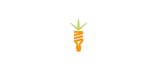 bright carrot logo