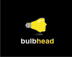 logo-design-electrifying-bulb-head