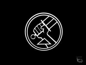 logo hellboy
