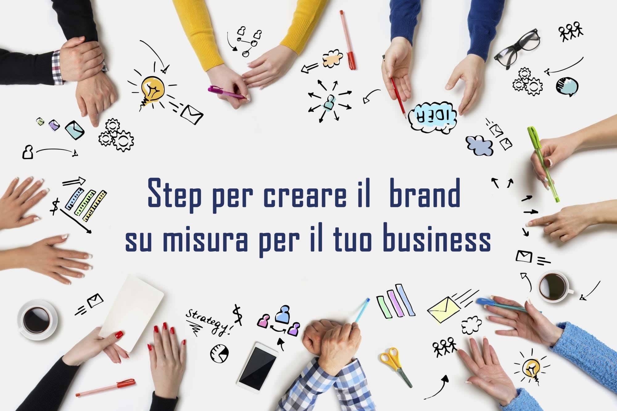 5 step per sviluppare il tuo brand personale