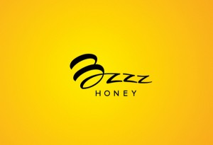 logo bzzz honey