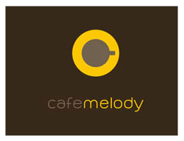 logo-design-graphic-inspiration-negative-space-concept-cafe-melody