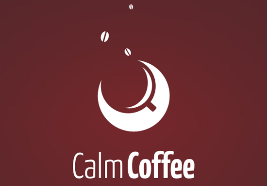 calm coffe logo