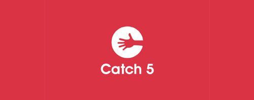 catch-5-logo-design-simbolico-descrittivo
