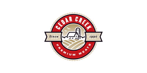 cedar-creek-logo-design-ristorante