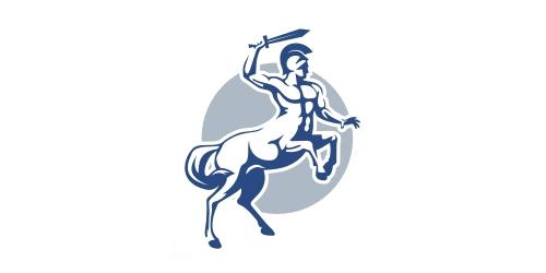 centaur-logo-design-leggendario