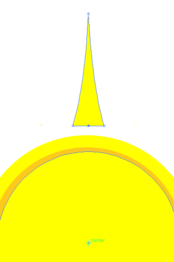 centro-cerchio-illustrator