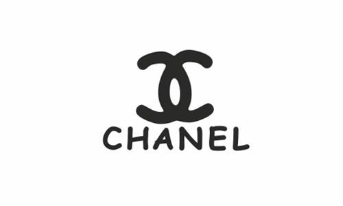 logo chanel comic sans