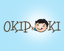 logo-design-childish-okipoki