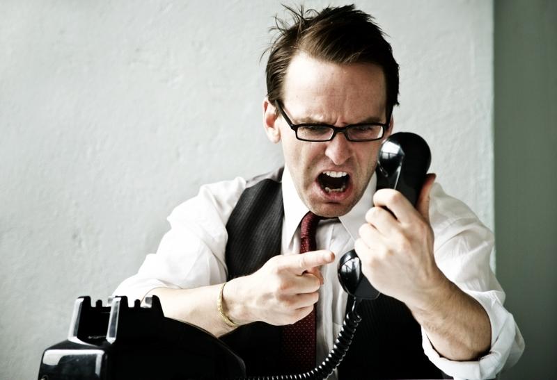 5 indizi che identificano un cliente invadente ed autoritario